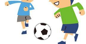 サッカー子供